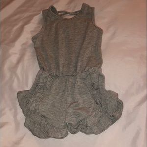 Toddler girl jumpsuit